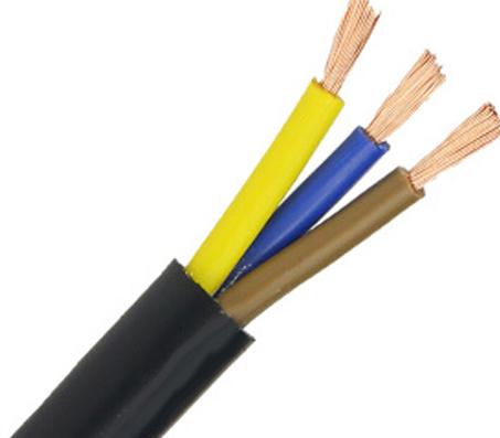 金环宇RVV 3×2.5平方 3芯 阻燃电缆