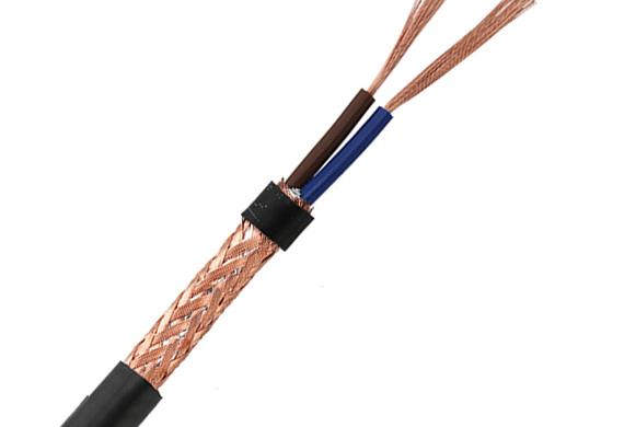 金环宇RVVP2*6平方阻燃屏蔽线