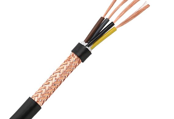 金环宇电缆RVVP4*2.5平方阻燃屏蔽线