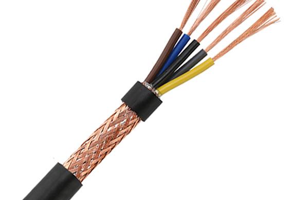 金环宇RVVP5*2.5平方屏蔽线